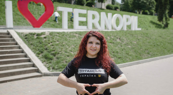Довіра людей – найдорожча цінність волонтерки Яни Шкуратової