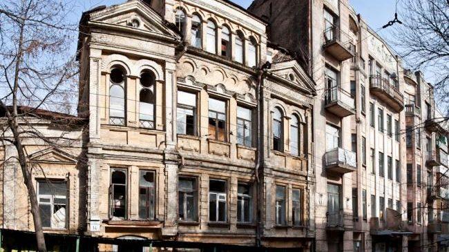У КМДА засекретили проект реставрації Садиби Мурашків