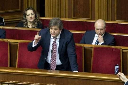 «Це – політична корупція, у народі – «гречка». Данилюк вимагає виступити у Раді