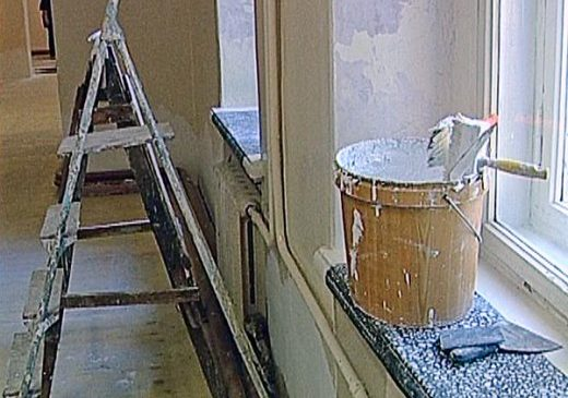 Як у Черкасах радикали з місцевими освітянами за 1,2 млн грн. школу ремонтували