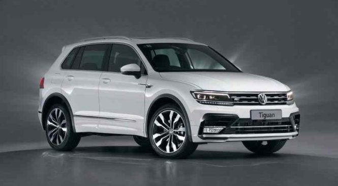 ДСНСники Донеччини купили позашляховик Volkswagen Tiguan з бронезахистом за 1,7 мільйона
