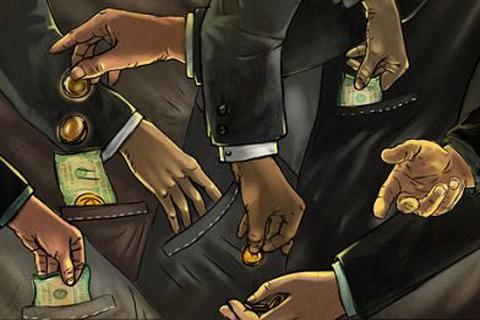 Корупція в держорганах, війна на Донбасі та зростання цін – найважливіші проблеми в Україні