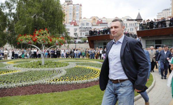 Як на зелених насадженнях відмити гроші, або Як Кличко у Києві парки рахував