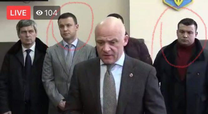 Поліція закрила справу щодо одеського воєнкома Кисловського, який у робочий підтримував у суді Труханова