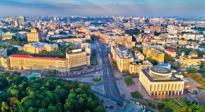 Протягом 2019-2021 років до Києва хочуть залучити близько 16 мільйонів туристів