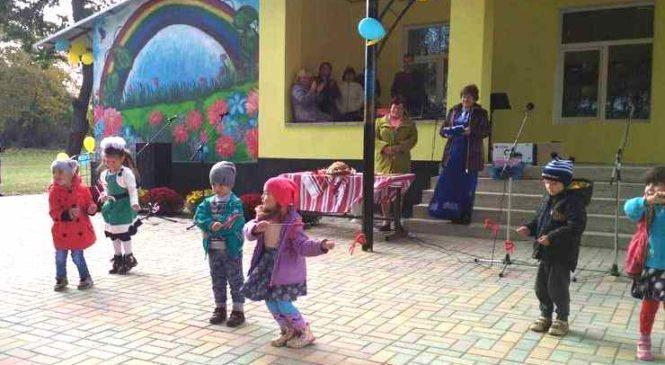 На Черкащині громадою відновили сільський дитсадок