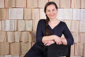 Тетяна Олексіюк, фото з архіву авторки