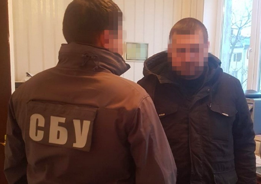 В Одесі на хабарі попався один з керівників державного банку