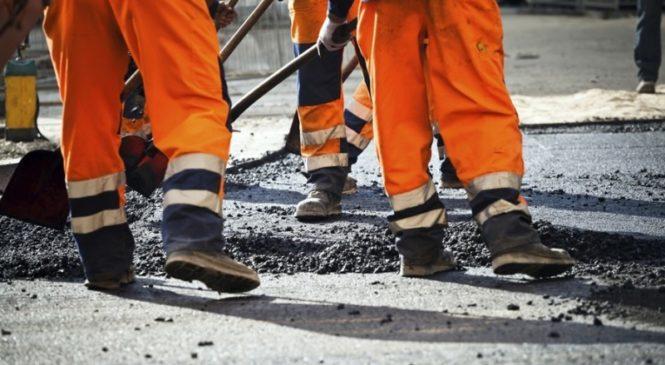 Поліція підозрює, що комунальники переплатили за ремонт дороги у Полтаві