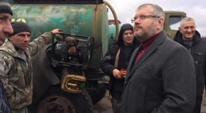 Суд дозволив затримати екс-голову Дніпропетровської РДА у справі Вілкула
