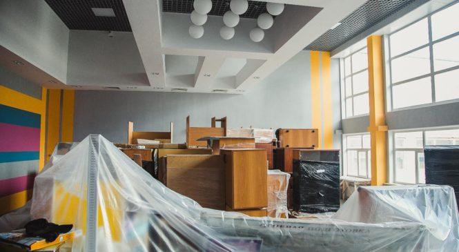 Поліція відкрила третю кримінальну справу через крадіжку грошей на ремонті школи