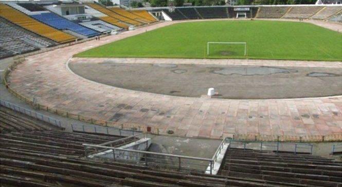 На Полтавщині вдвічі переплатили за ремонт стадіону