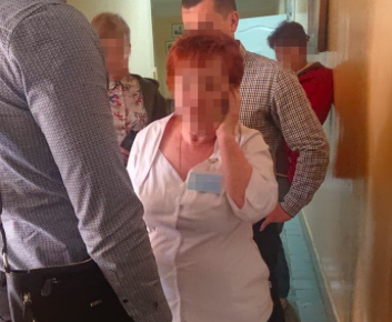 У Львові на хабарі попалась лікарка, яка вимагала гроші з матері дитини-інваліда