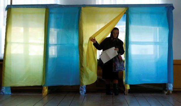 Під час виборів Президента-2019 на дільниці не прийшла понад третина виборців