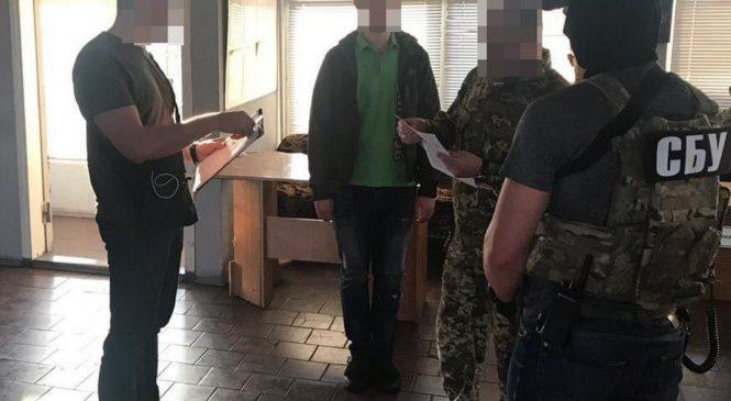 На Харківщині на хабарі попалися посадовці Держприкордонслужби