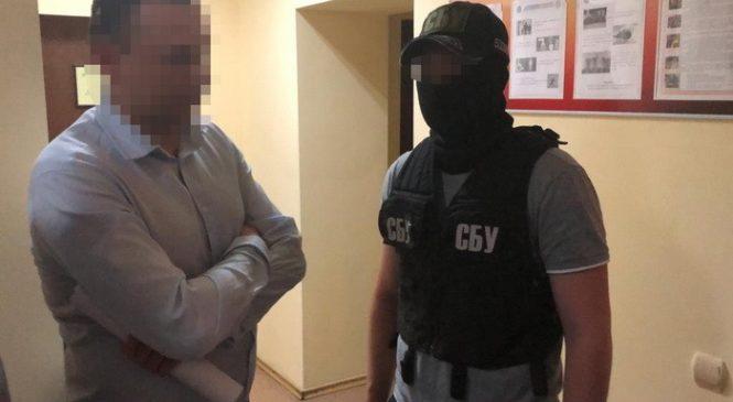 На Київщині на хабарі зловили заступника голови міськради