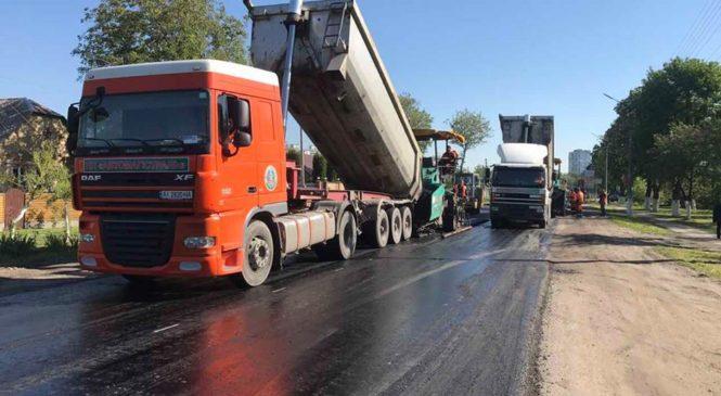 На Київщині на ремонті дороги Крюківщина-Лісники розікрали 800 тисяч