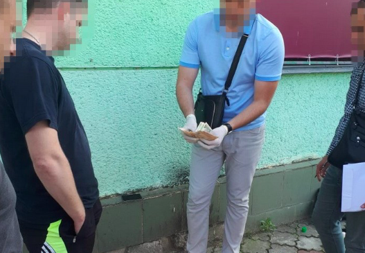 На Львівщині на вимаганні хабара викрили очільника громадської організації